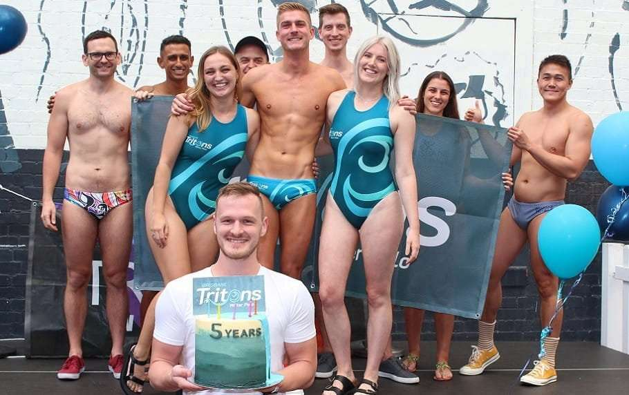 brisbane tritons lgbtiq water polo club fifth birthday