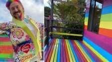 mykey o'halloran rainbow house