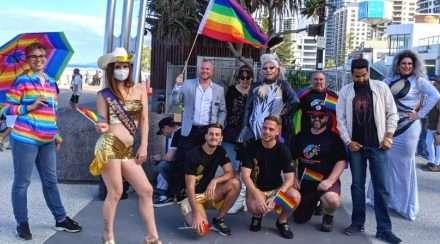 gold coast pride festival surfers paradise