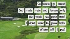gender-neutral golf tees maleny golf club courier-mail comments pages