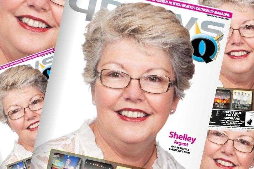 supermum Shelley Argent