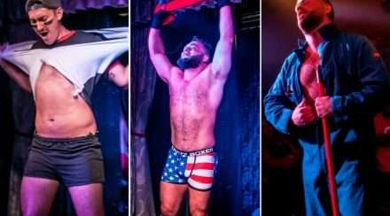 mr sportsman hotel gay bar mens pageant