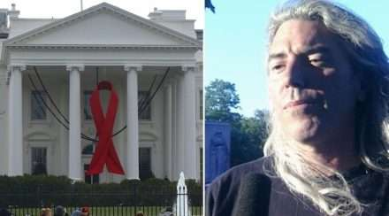 patrick o'connell aids red ribbon visual aids