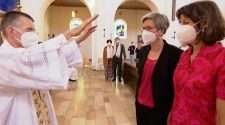 german catholic priest same-sex couples blessings