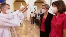 german catholic priest same-sex couples blessings