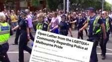 midsumma pride march victoria police pride in protest police ban victorian pride lobby