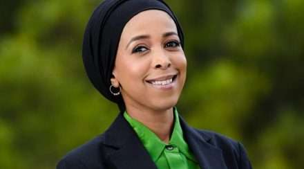 yarra city councillor anab mohamud poof doof