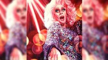 melt festival brisbane powerhouse candy surprise melt portrait prize patt hall drag queen