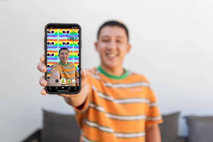 brendan pang snapchat lenses idahobit 2021