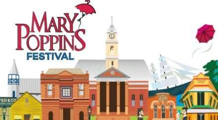 mary poppins festival p l travers