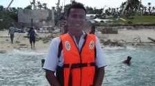 Tongan LGBTIQ+ activist poli kefu