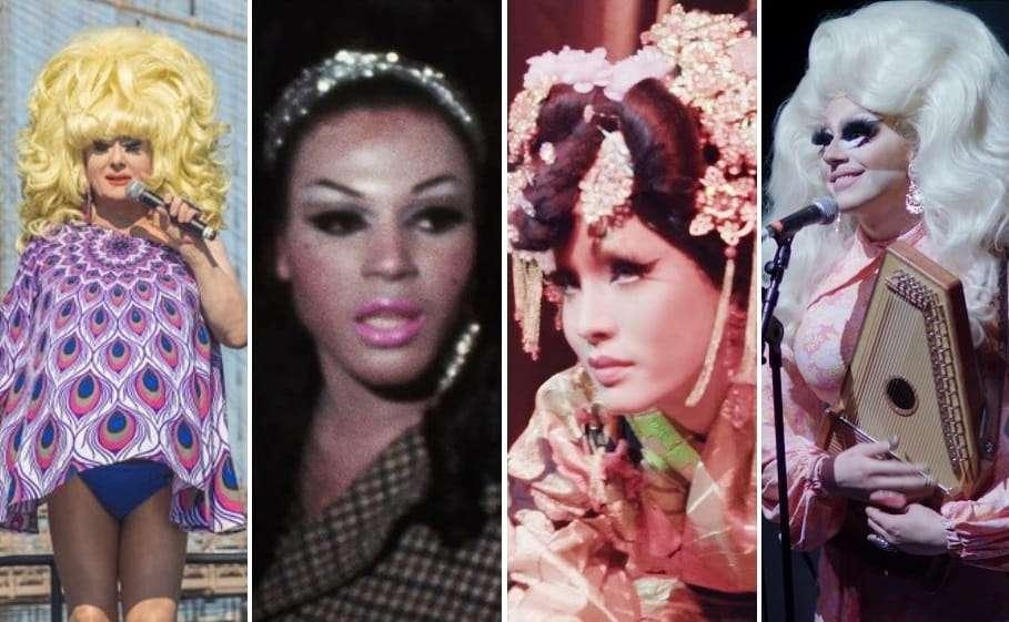 drag documentary trixie mattel the queen crystal labeija lady bunny wigstock