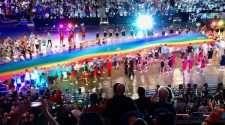 gay games 2014 opening ceremony usa cleveland ohio