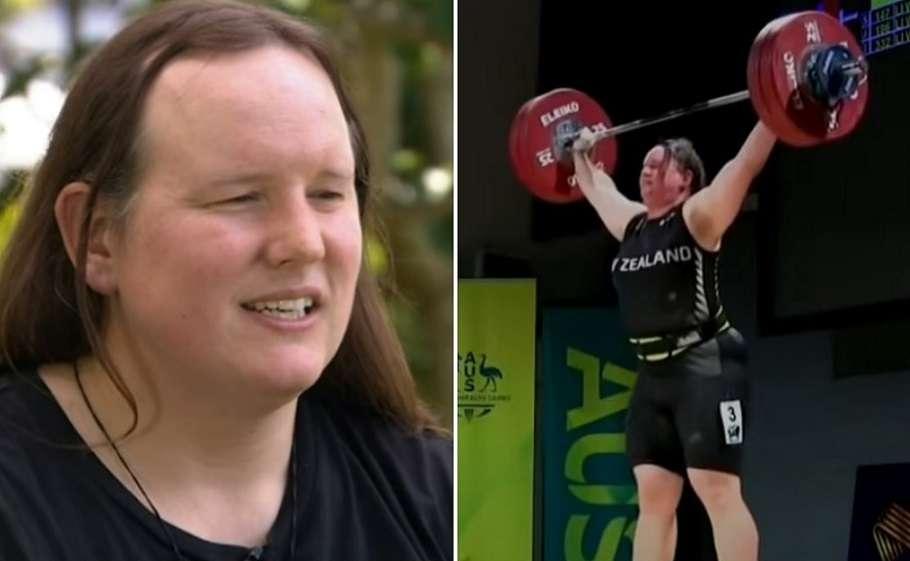laurel hubbard transgender weightlifter