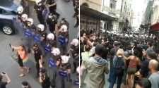turkey pride parade police tear gas istanbul pride