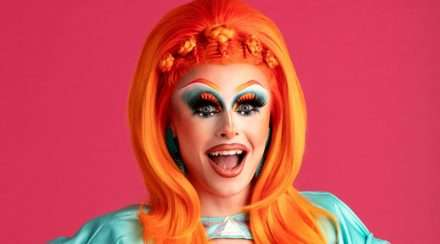 Drag Race UK Rupaul Blu Hydrangea BBC Stitch Please