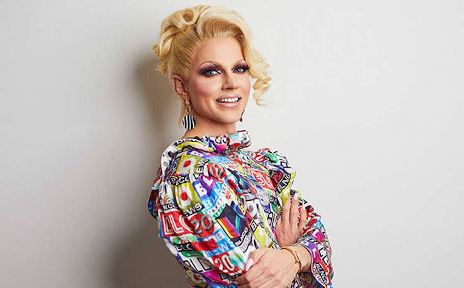 Courtney Act's One plus One'