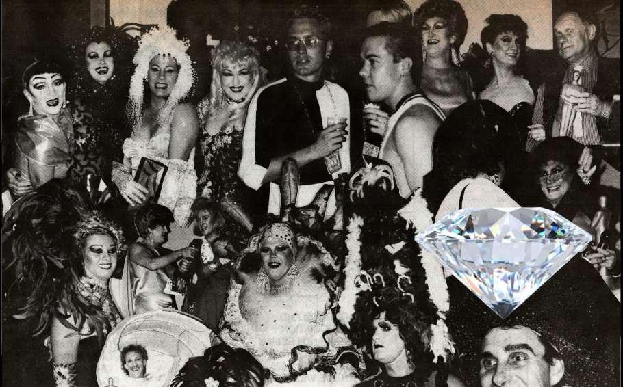 Diamond Jubilee Extravaganza 60th Queens Ball