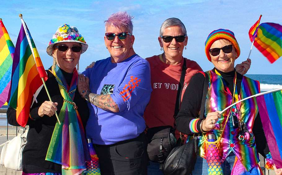 Gold Coast Pride Festival 2021 QNews Jordan Hirst Photographer