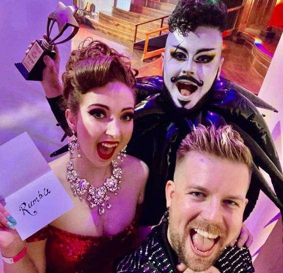 2021 queens ball awards rumble