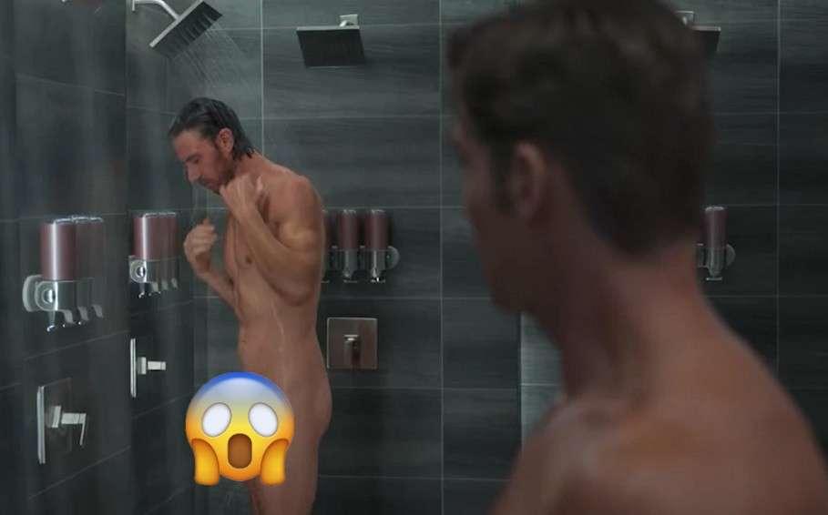 netflix sex life sex/life nude scene full frontal shower scene adam demos