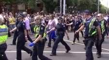 victoria police midsumma pride march gay lesbian bisexual trust police australian bureau of statistics