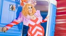 karen from finance out of office single music video comedy drag queen rupaul's drag race down under