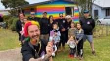 victorian man fined rainbow house