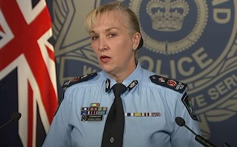 queensland police commissioner katarina carroll officer facebook posts racism homophobia