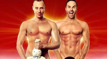 Naked Magicians Brisbane Christopher Wayne