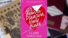 It's been a pleasure noni blake Claire Christian