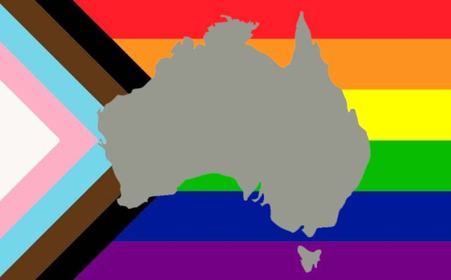 progress pride flag australia census lgbtiq questions