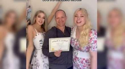 mat stevenson transgender daughter grace hyland adoption transgender best friend bambi belle