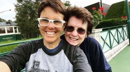 billie jean king tennis legend wife ilana kloss marriage secret wedding memoir autobiography