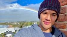 francis mossman instagram photo sydney actor gay man dead