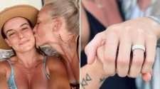 matildas chloe logarzo matildas engaged same-sex marriage tokyo olympics