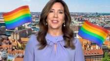 crown princess mary of denmark worldpride 2021 human rights forum