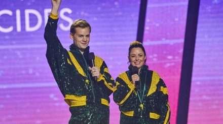 eurovision australia decides myf warhurst joel creasey eurovision song contest 2022 italy gold coast