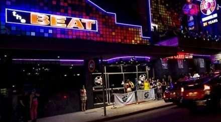 the beat megaclub