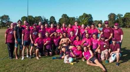 Brisbane Hustlers Rugby Union