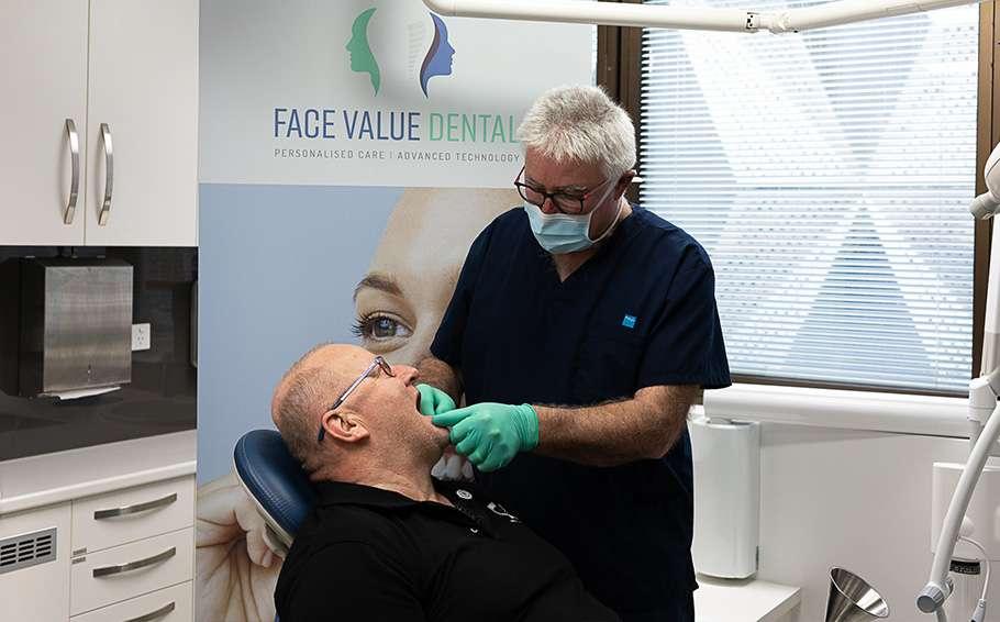 Dr Malcolm Duff Face Value Dental Brisbane