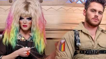 Willam Drag Race Iconic Justice
