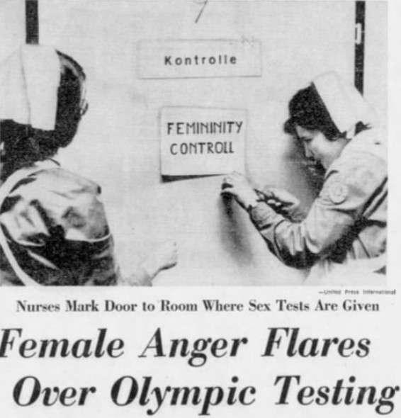 real women gender testing