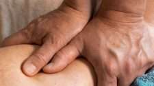 Physiotherapist happy ending groped patient