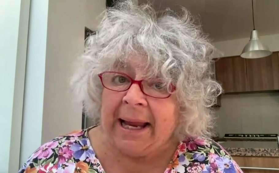 miriam margolyes coming out memoir this much is true