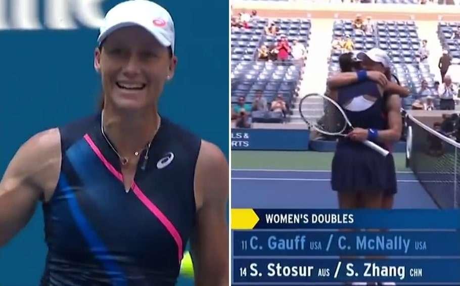 sam stosur us open 2021 womens doubles