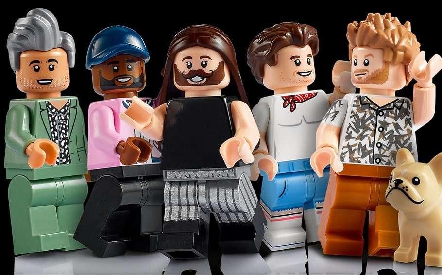queer eye lego set fab 5
