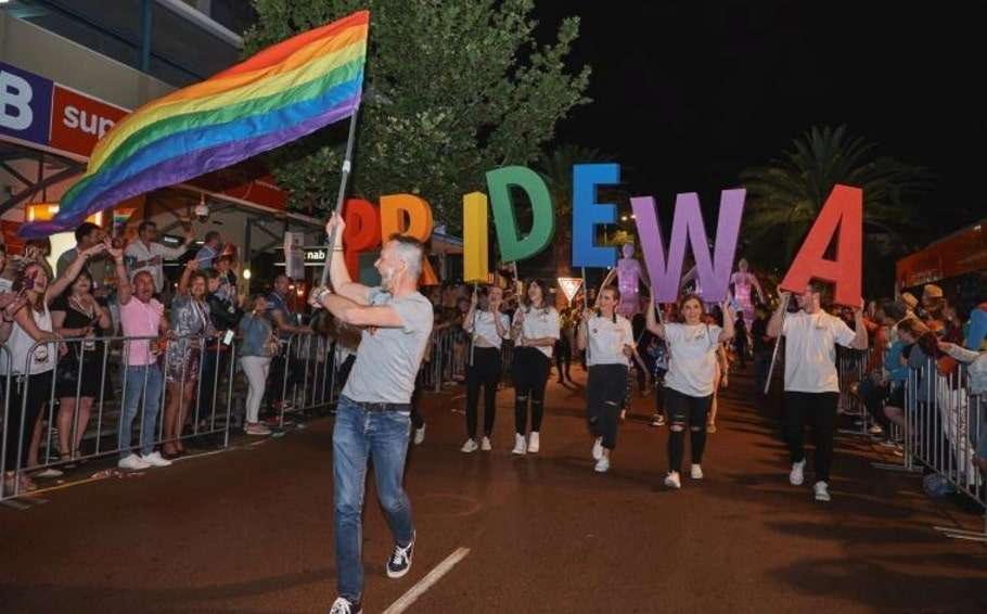 pride wa western australia pridefest parade pride festival corporate sponsors queerwashing lgbtiq lgbtqi