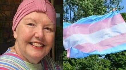 shelley argent queensland brisbane atsaq pflag transgender pride flag