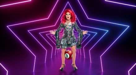 Balls Out Bingo Birthday bob drag queens behaving badly